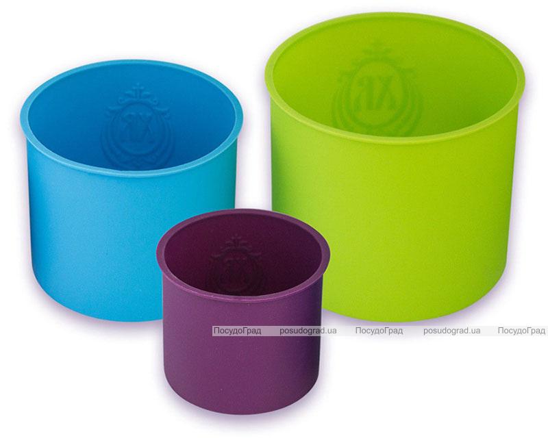 Набор форм силиконовых для выпечки Kamille 3 пасхи