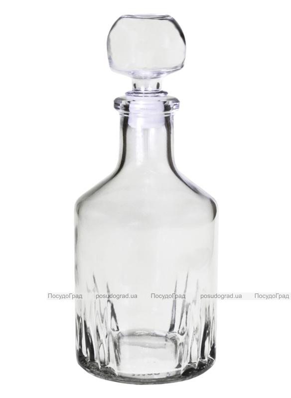 "Штоф ""Карафа"" стекло 500мл"