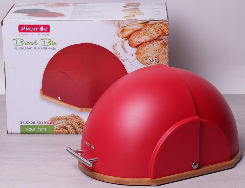 Хлебница Kamille Breadbasket 36.5х26.5см