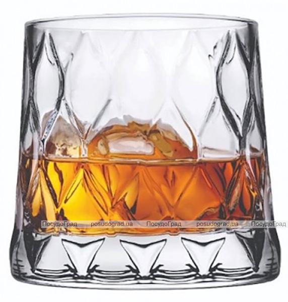 Набір 6 склянок для віскі Pasabahce Leafy 300мл