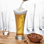 Набір 3 фужера для пива Fanny 300мл