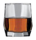 Набір склянок для віскі Hisar 280мл 6 штук