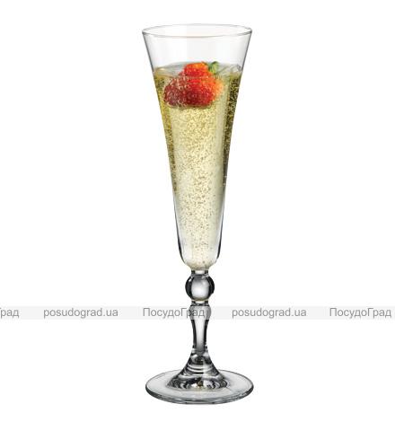 Набор фужеров для шампанского Vogue 190мл 6шт