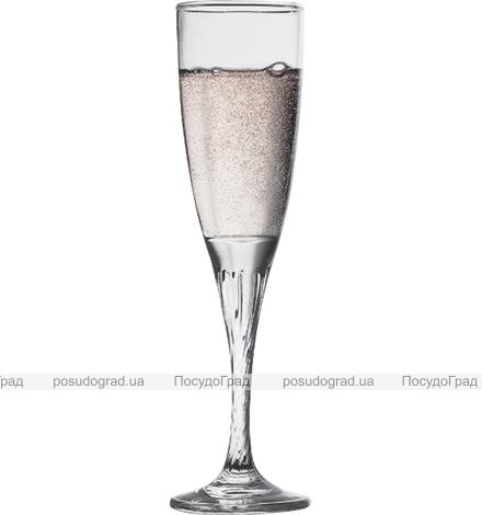 Набор фужеров для шампанского Twist 150мл 6шт