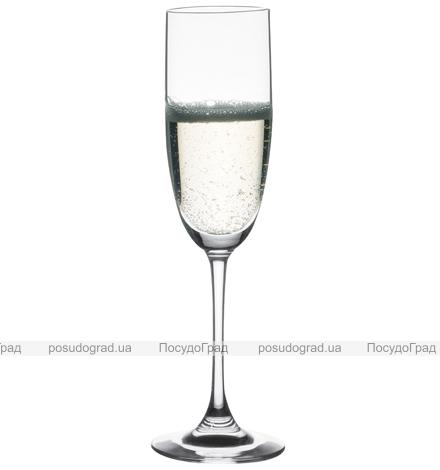 Набор 6 фужеров для шампанского Enoteca 170мл