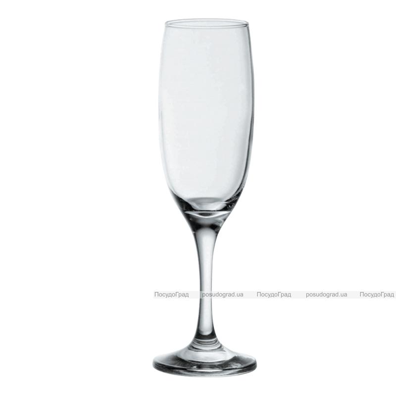 Набор 6 фужеров для шампанского Imperial Plus 155мл