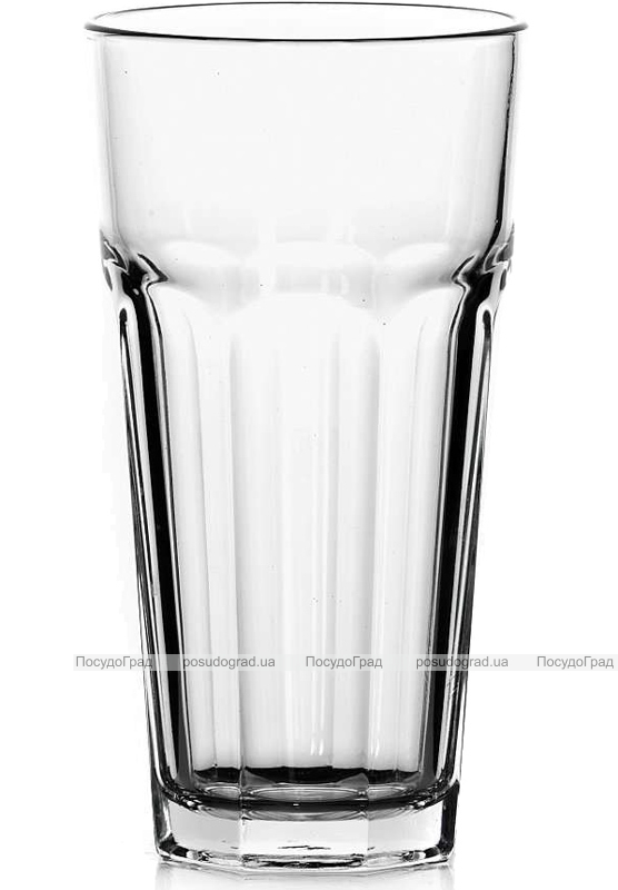Набір 6 склянок Casablanca Коллінз 475мл для коктейлів та пива