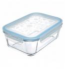 Ємність скляна для зберігання продуктів Lock &Store 1,8л з герметичною з кришкою защіпкою