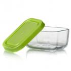 Ємності для зберігання продуктів Snow Box 420мл 2 штуки з прогумованою кришкою