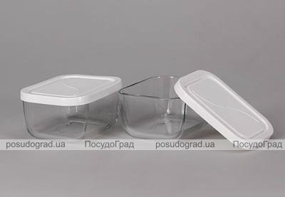 Емкость для хранения продуктов Snow Box 420мл с прорезиненной крышкой