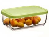 Емкость для хранения продуктов Snow Box 1225мл с прорезиненной крышкой 1шт