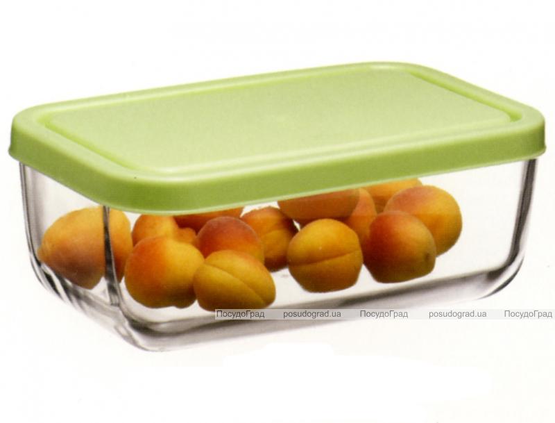 Емкость для хранения продуктов Snow Box 1700мл с прорезиненной крышкой 1шт