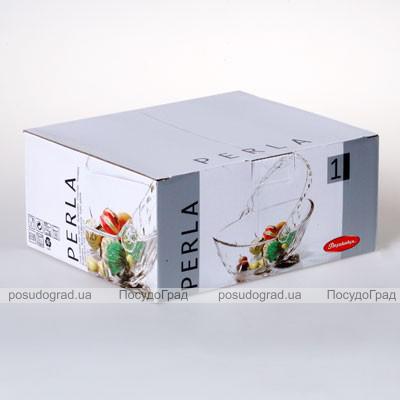 Конфетница Perla с ручкой 72мм, 230х160мм 1шт