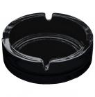 Набір попільничок круглих Ashtray Black 107мм 2шт