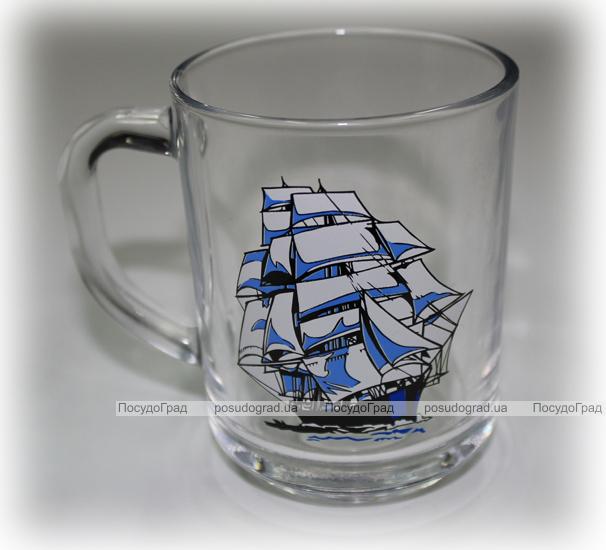 Кружка 55029 Кораблик 250мл
