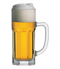 Набор кружек для пива Casablanca 685мл 2шт