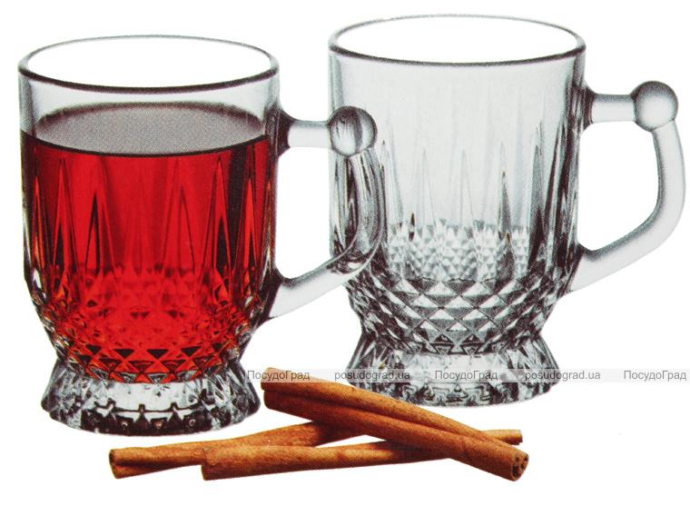 Набор кружек Istanbul 165мл 6шт для чая или вина