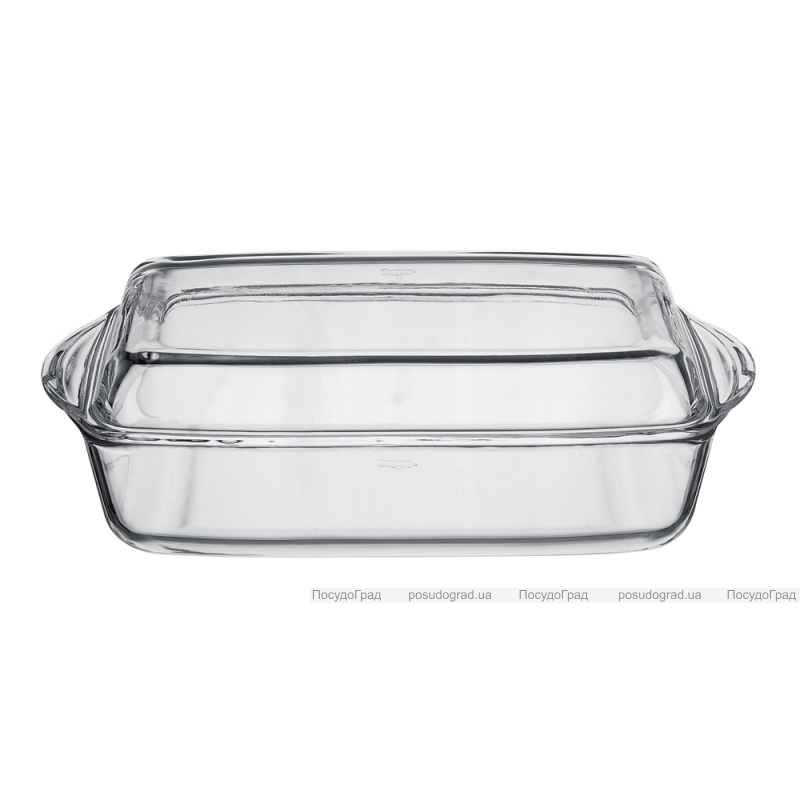 Форма для выпечки прямоугольная с крышкой Borcam 2,8л 1шт