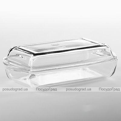 Огнеупорная форма для запекания стеклянная
