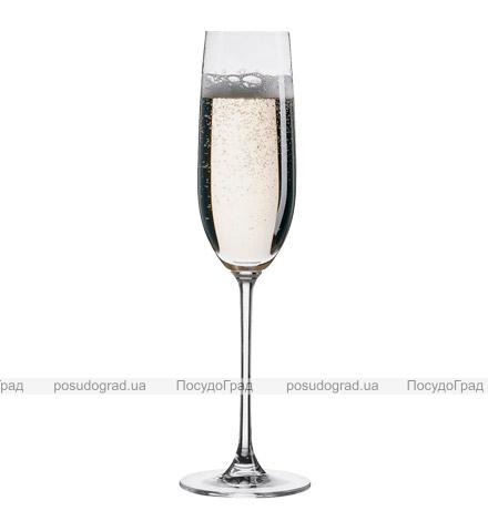Набор фужеров для шампанского F&D Chateau Nouveau 220мл 6шт