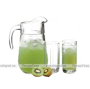 Набор Valse кувшин 1850мл и 6 стаканов 293мл