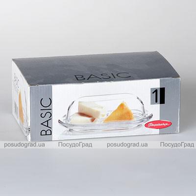 Масленка Basic с крышкой