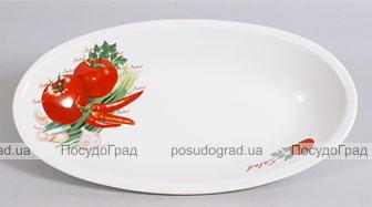 Блюдо сервировочное Овал с Оливками