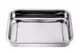 Противень-гастроемкость Gastro Premium 37х26см