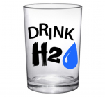 "Стакан ""Drink H2O"" 270мл"