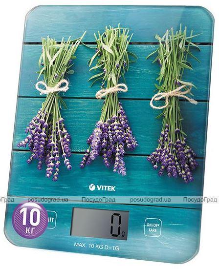 Весы кухонные Vitek VT-2415 до 10кг