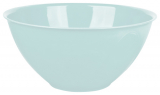Салатник Bager пластиковый 2500мл, голубой
