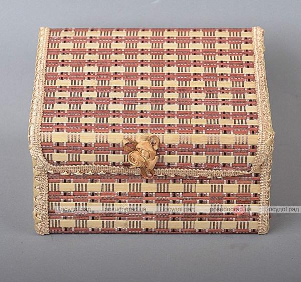 Набор 5 бамбуковых шкатулок ART Bamboo-2A Матрешка