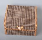 Набор 5 бамбуковых шкатулок ART Bamboo-2B Матрешка