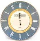 """Часы настенные """"Cafe des Marguerites"""" Ø60см"""