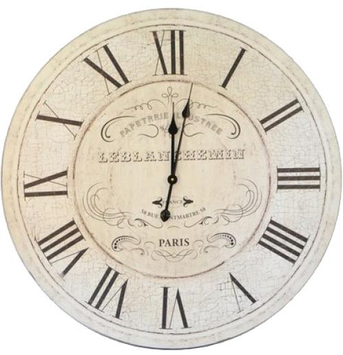 """Часы настенные """"Leblanchemin Clock"""" Ø80см"""