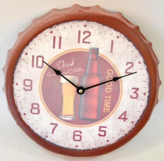 """Часы настенные """"Good Time"""" Ø33.5см"""