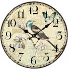 "Часы настенные ""Птичка"" Ø33.8см"
