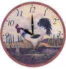 """Часы настенные """"Rooster"""" Ø28.8см"""