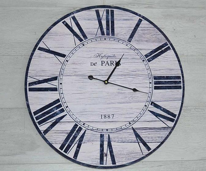"""Часы настенные """"De Paris"""" Ø60см"""
