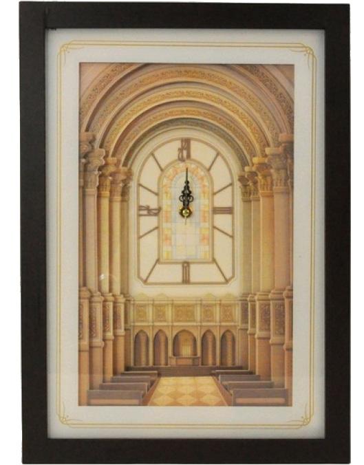 """Часы настенные """"Chapel"""" 40x28x7см"""