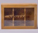 """Коробка-шкатулка """"Vintage"""" для чаю та цукру, 5 секцій, 17х24см"""