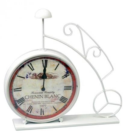 """Часы настольные """"Chenin blanc"""" 37x38см"""