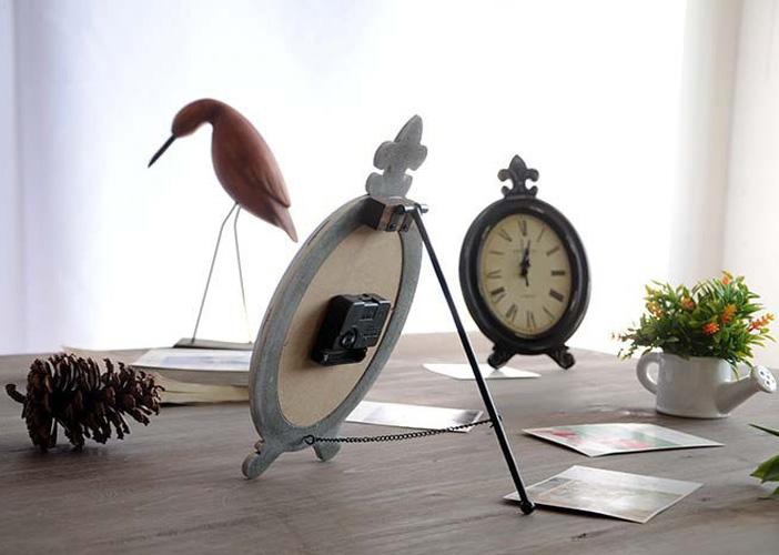 """Часы настольные """"Provence"""" 25x18см"""