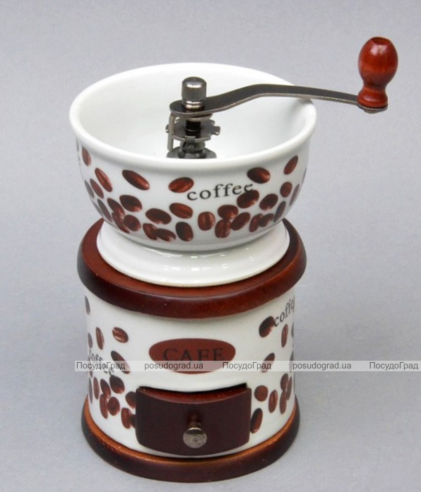"Кофемолка ручная ""Coffee Grinder"" 18х11х11см"
