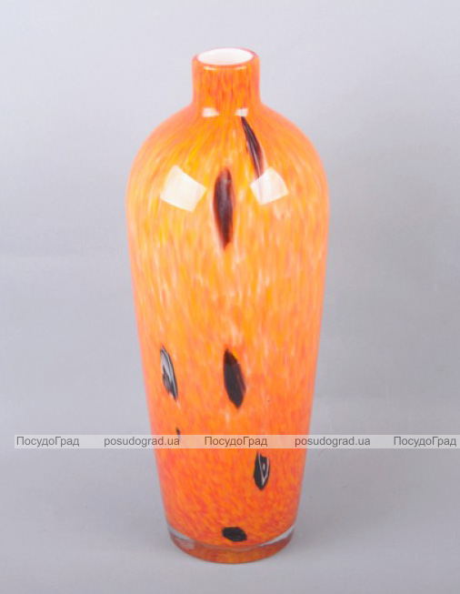 Ваза стеклянная Motley Ewer 48см