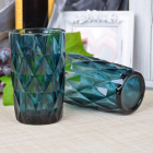 Набор 6 стаканов Gothic Colored Blue 350мл, универсальные