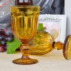 Набор 6 бокалов Gothic Colored Bronze 475мл для вина
