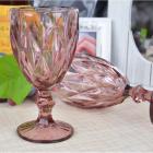 Набор 6 бокалов Gothic Colored Bronze 320мл для вина