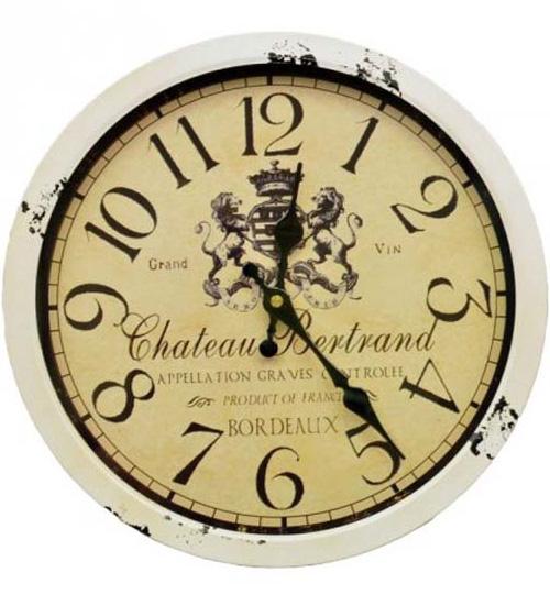 """Часы настенные """"Bordeaux"""" Ø31см"""