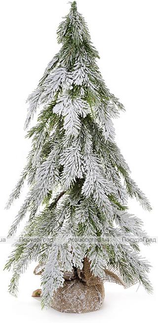 """Декоративная елка """"В снегу"""" 70см, в мешочке"""
